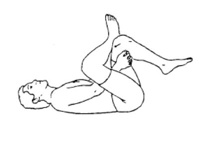 hip stretch back pain therapy