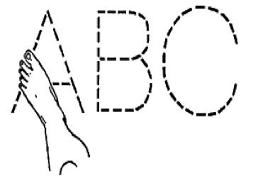 ankle alphabet exercises