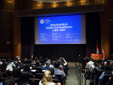U.S. and Chinese Healthcare Leaders Discuss Megatrends in Healthcare
