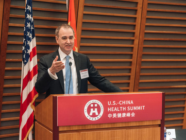 U.S.-China Health Collaboration – Why the Time is NOW?