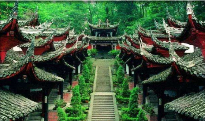 Qingcheng Mountain