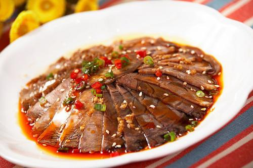 The Chopped Beef in Chili Sauce