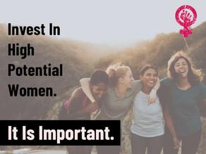 Investire sulle donne ad alto potenziale