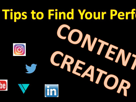 10 Tips to Find and Hire a Content Creator