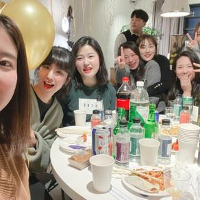 BYE 2019! 스파클 송년회