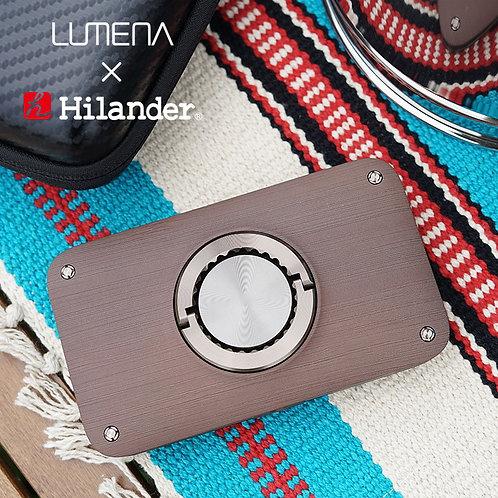 ハイランダー LUMENA2コラボモデル