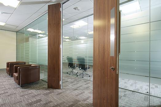 Komfort, Komfort Partitioning, Polar Partitioning, Komfire Partitioning, RIBA Partitioning, Office Interiors