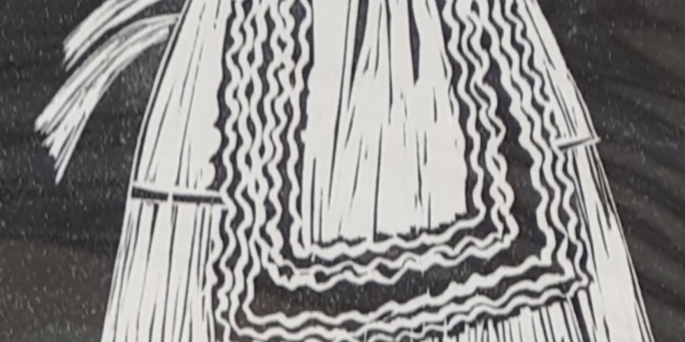 Fun with lino printing