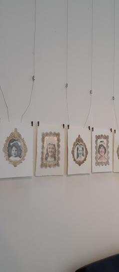 As In A Mirror exhibition
