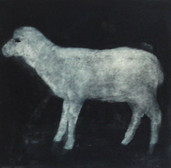 Still Useful-Lamb (etching)