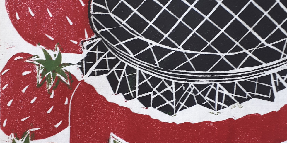 More Fun with Lino - Online Workshop - 26th June
