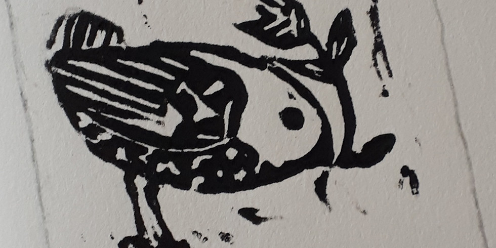 Fun with Lino - Online Workshop - SOLD OUT