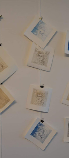 Images by students at workshop