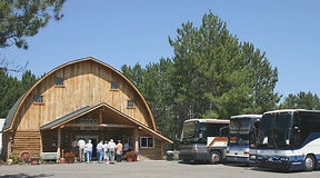 Buses at Theater Photo B.JPG