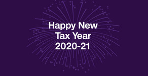 New Tax Year 2020/21: Summary of key changes