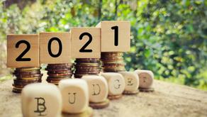 Budget 2021: Summary of Key Points
