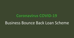 COVID-19 Business Bounce Back Loan Scheme