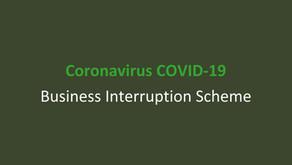 Coronavirus Business Interruption Loan Scheme Updates
