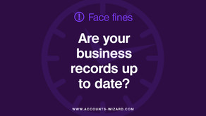 Are your business records up to date?