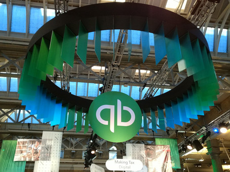 Keeping up with QuickBooks: Mark and Liam attend QuickBooks Connect event