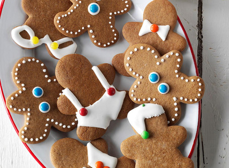 National Biscuit Day: How gingerbread men follow different VAT rules