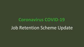 COVID-19 Job Retention Scheme Update
