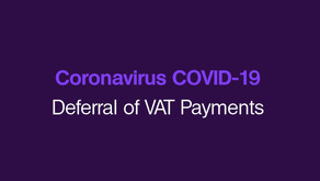 COVID-19: Deferral of VAT Payments