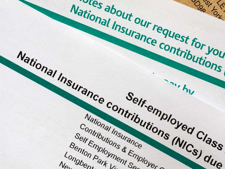 Making National Insurance Contributions