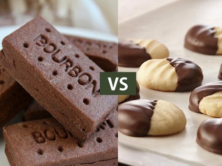Chocolate bourbon vs. chocolate shortbread..which one is zero rated for VAT?