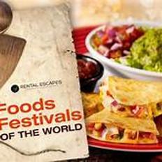 APRIL FOOD FESTIVAL LIST