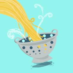 Pasta Strainer