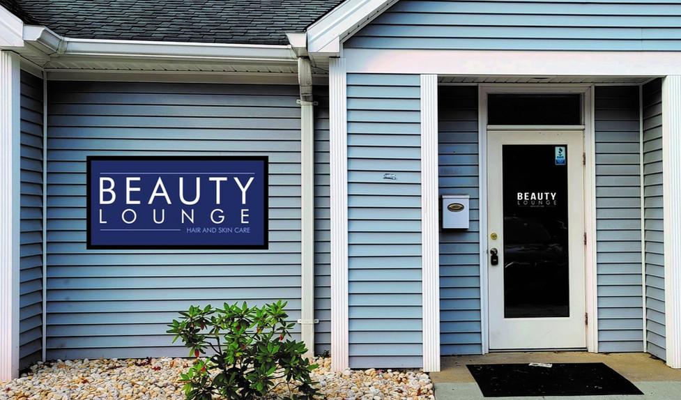Beauty Lounge Entrance