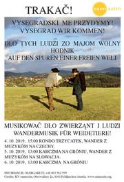TRAKAC - Wandermusik für Weidetiere im Dreiländereck Polen, Tschechien und Slowakei.