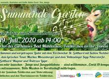 """""""Singende Gärten"""" wird durch Corona zu """"Summende Gärten"""""""