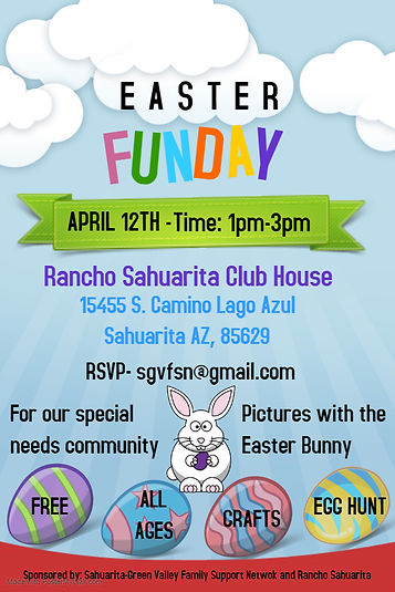 Copy of Easter Flyer - Made with PosterM