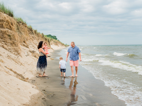 3 Easy Tips to Take the Stress Out of Family Photos