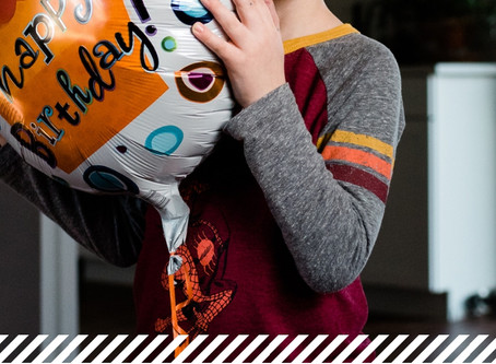 A BIRTHDAY LETTER TO MY SON