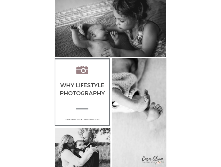 What is Lifestyle Photography & Why I love It