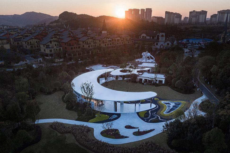 Shenzhen Expressway Phase III Group C Exhibition Center