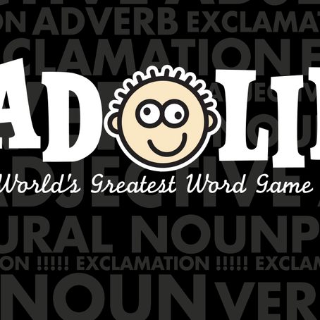 Free Printables from Mad Libs!!