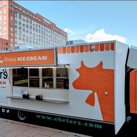 Tell us what neighborhood the Ehrler's Ice Cream Truck should visit