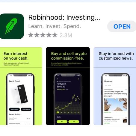 Robinhood Stocks