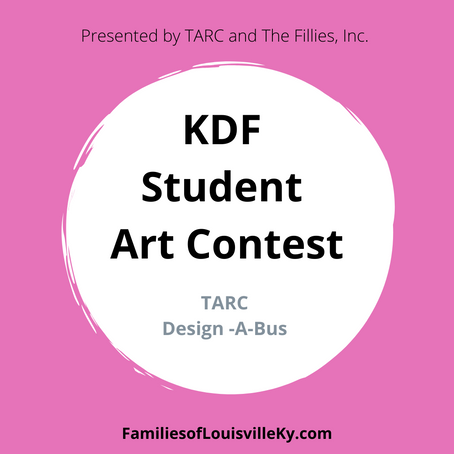 How cool would it be to see your Art on a Tarc Bus all over the city?