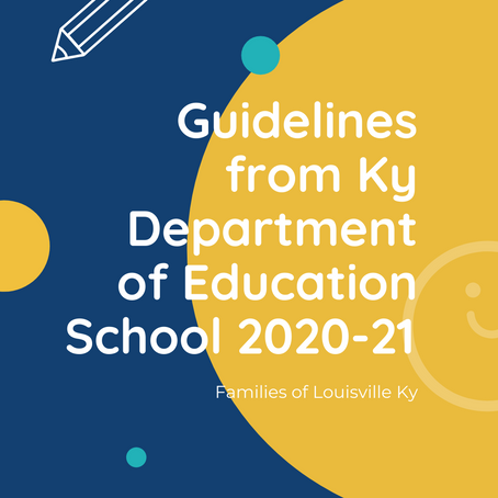 School 2020 from the Kentucky Department of Education