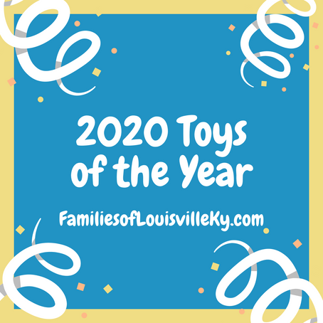 2020 Winners Toys of the Year