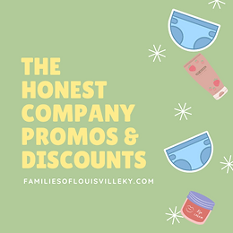 The Honest Company Promotions & Discounts