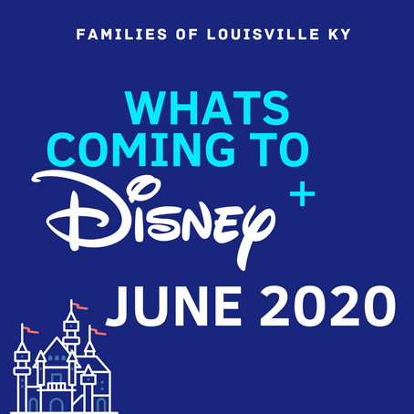 What's coming to Disney+ June 2020?