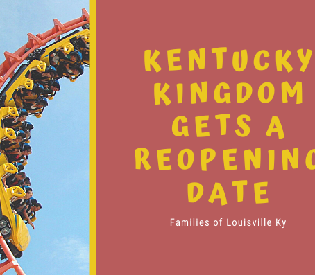 Kentucky Kingdom Gets an Opening Date