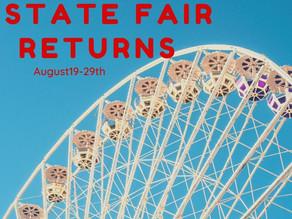The Kentucky State Fair Returns 2021