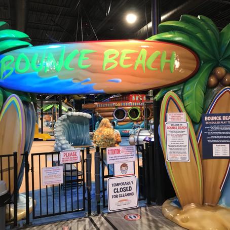 Malibu Jacks Bounce Beach 🏖
